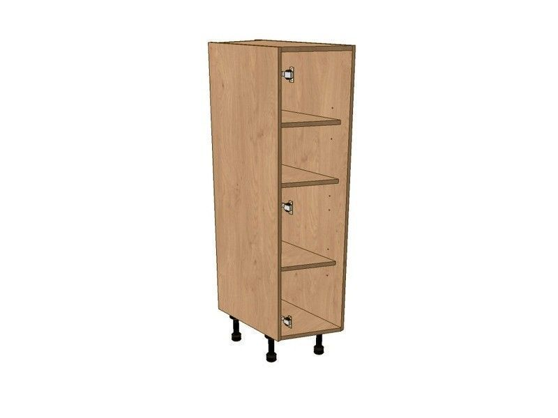 Mornington Shaker Stone 365mm Angled Midi Unit LH 396 Door