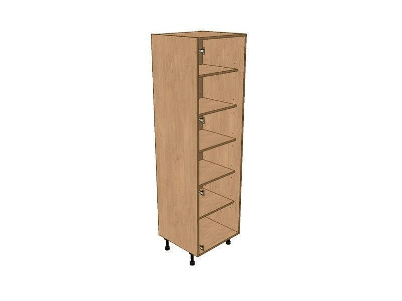Milton Sanded In-frame 300mm Broom Unit 1970mm High - Suits 1 Full Height Door