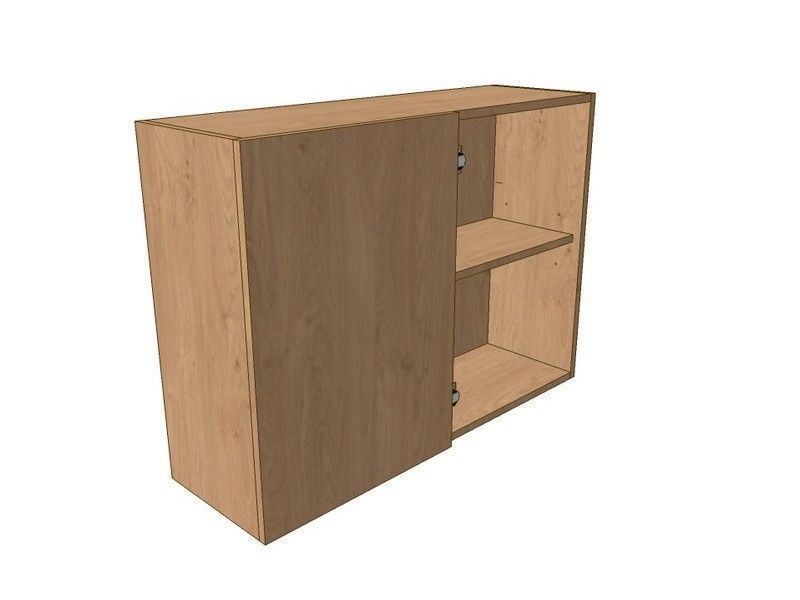 Fitzroy Stone 1000mm Corner Wall Unit 500mm LH Blank 720mm High