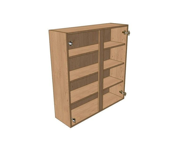 1000mm Dresser Unit To Suit 575mm High Walls & Glazed Doors