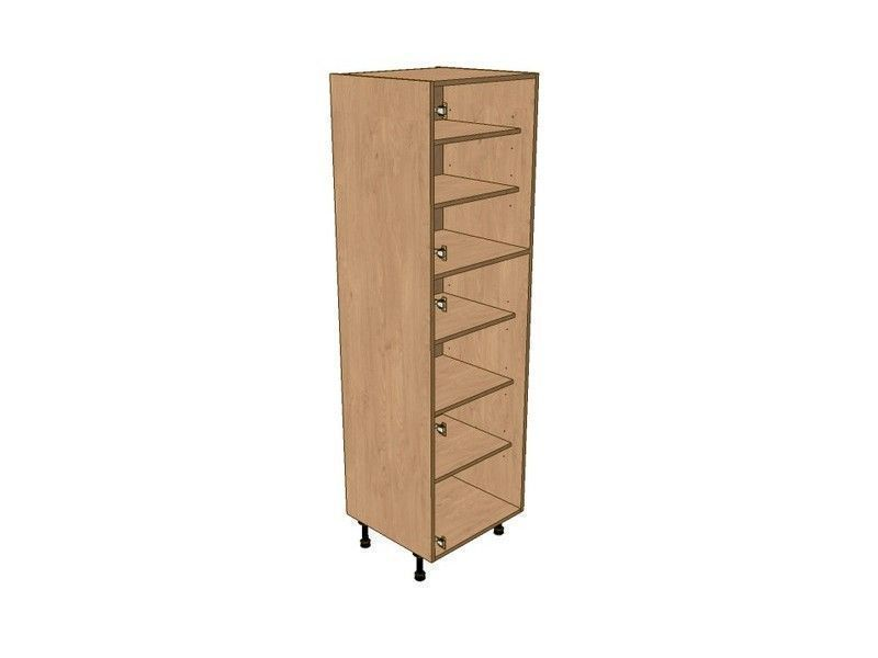 Broadoak Sanded 300mm Larder Unit 1970mm High