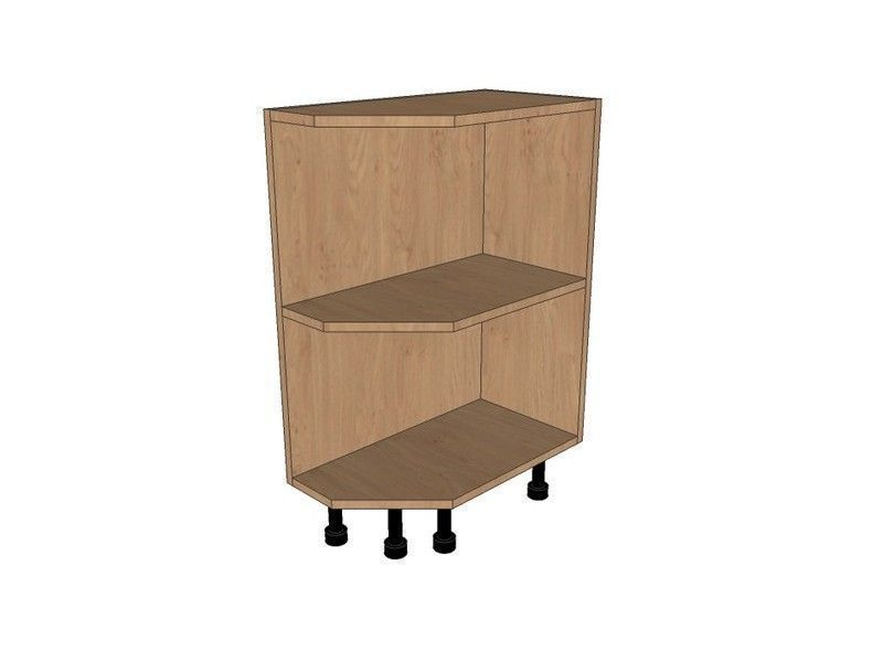 Remo Gloss Cashmere 300mm Quad Base Unit RH