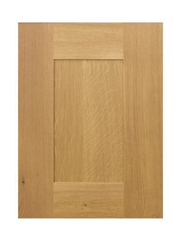570x447mm Broadoak Natural Door