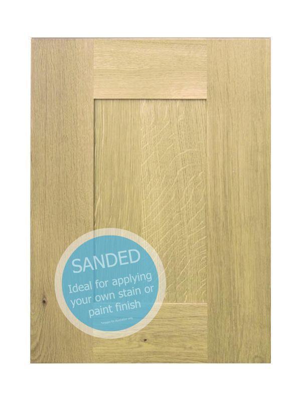 1245x297mm Broadoak Sanded Door