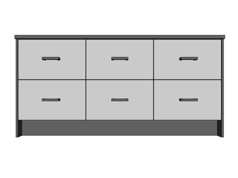 Pan Drawers