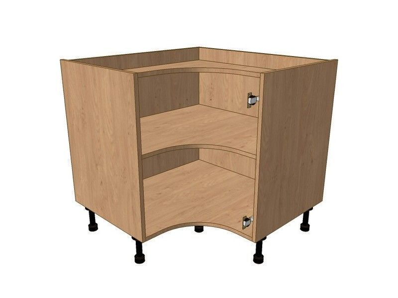 Internal Curved Base Units