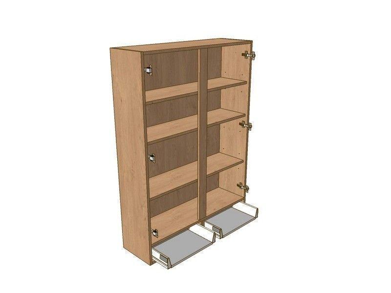 Double Dresser Units