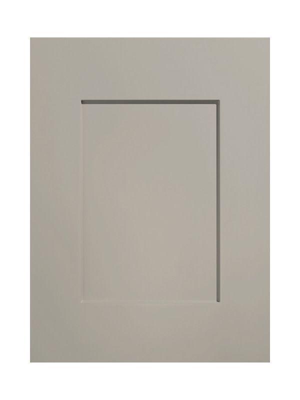 1245x297mm Fitzroy Partridge Grey Door