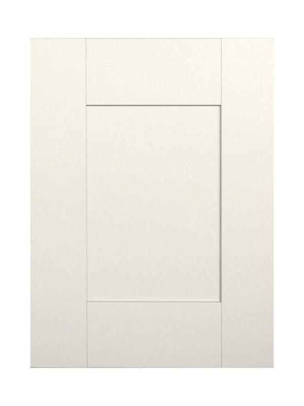 Milbourne Almond 600mm Bi-Fold Wall Unit 720mm High With Aventos HF | DIY Kitchens 4 U