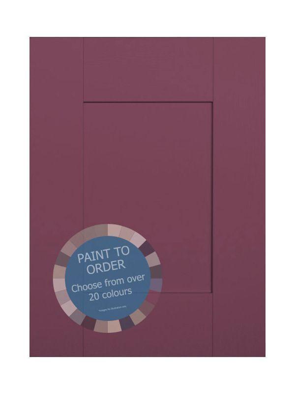 570x447mm Milbourne Paint To Order Door