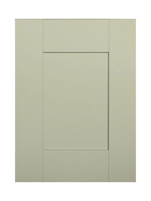 Milbourne Sage 365mm Angled Wall Unit LH To Suit 396 Dr 720mm High | DIY Kitchens 4 U