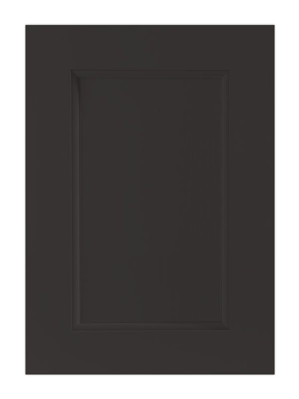 1245x297mm Mornington Beaded Graphite Door