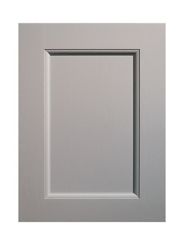 570x447mm Mornington Beaded Partridge Grey Door