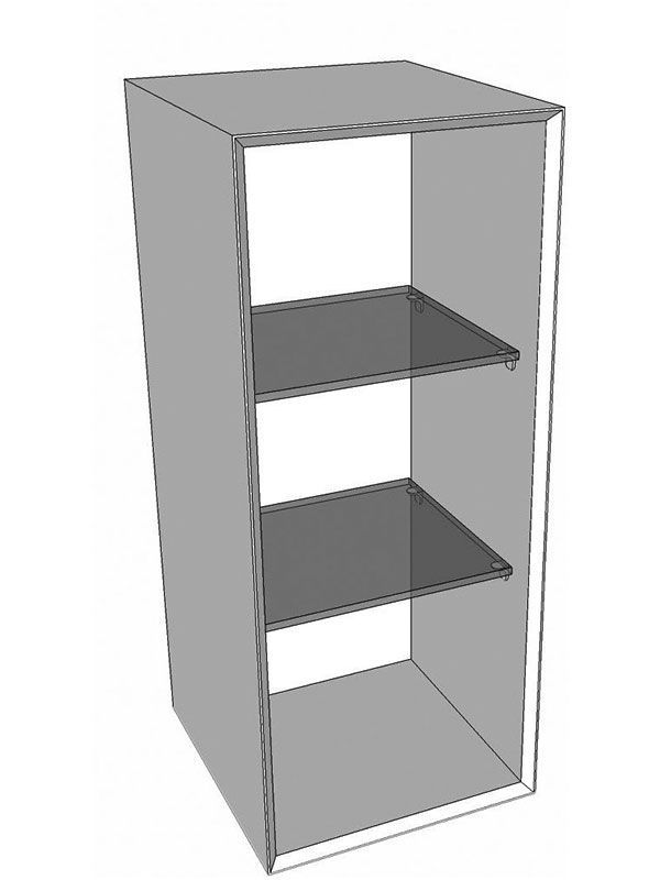 Open Feature Cabinets