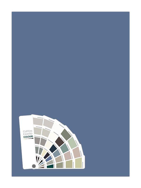 Porter Matt Paint To Order 700mm Wall Boiler Housing Unit 900mm High 400mm LH & 300mm RH   DIY Kitchens 4 U