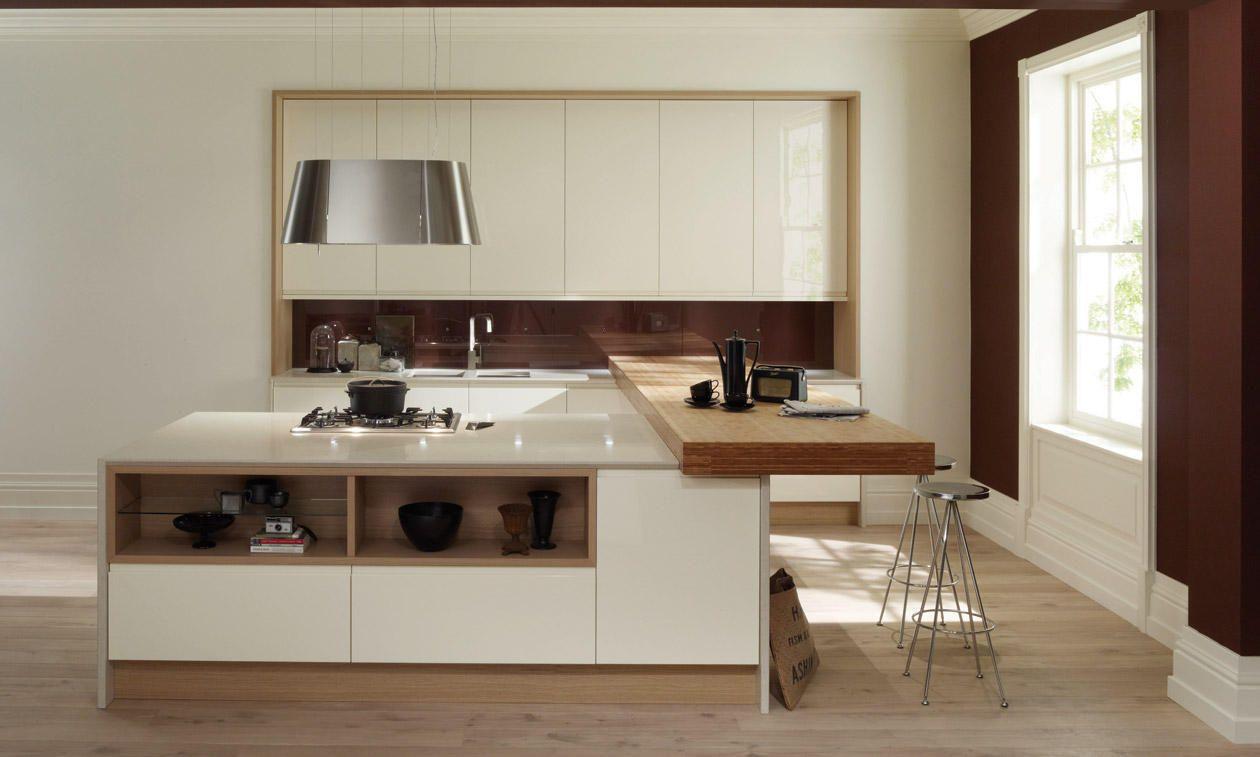 Remo Gloss Alabaster 1000mm Dresser Unit 4 Drawer To Suit 720mm Wall Units   DIY Kitchens 4 U