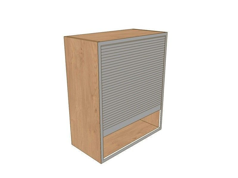 Tambour Wall Units